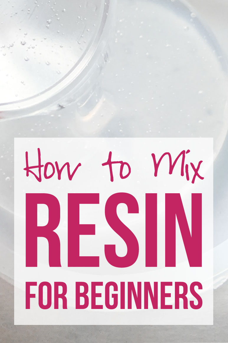 Photo of How to Mix Resin for Beginners – Happily Ever After, Etc.