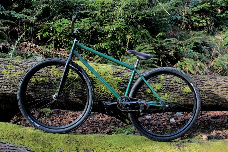 Nelson Bell S Destroy 29er Bmx Cruiser Bmx Custom Bicycle