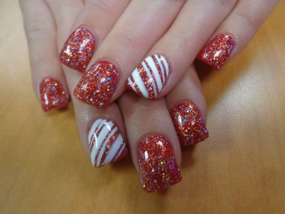 Pin By Wanda Jackson On Nails Christmas Shellac Nails Christmas Nail Art Shellac Nail Designs