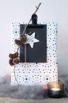 Weihnachtsdeko platziert, Plätzchen gebacken, Weihnachtsgeschenke gekauft – kommen wir endlich zu meiner Lieblingsbeschäftigung im Advent: Geschenke einpacken!
