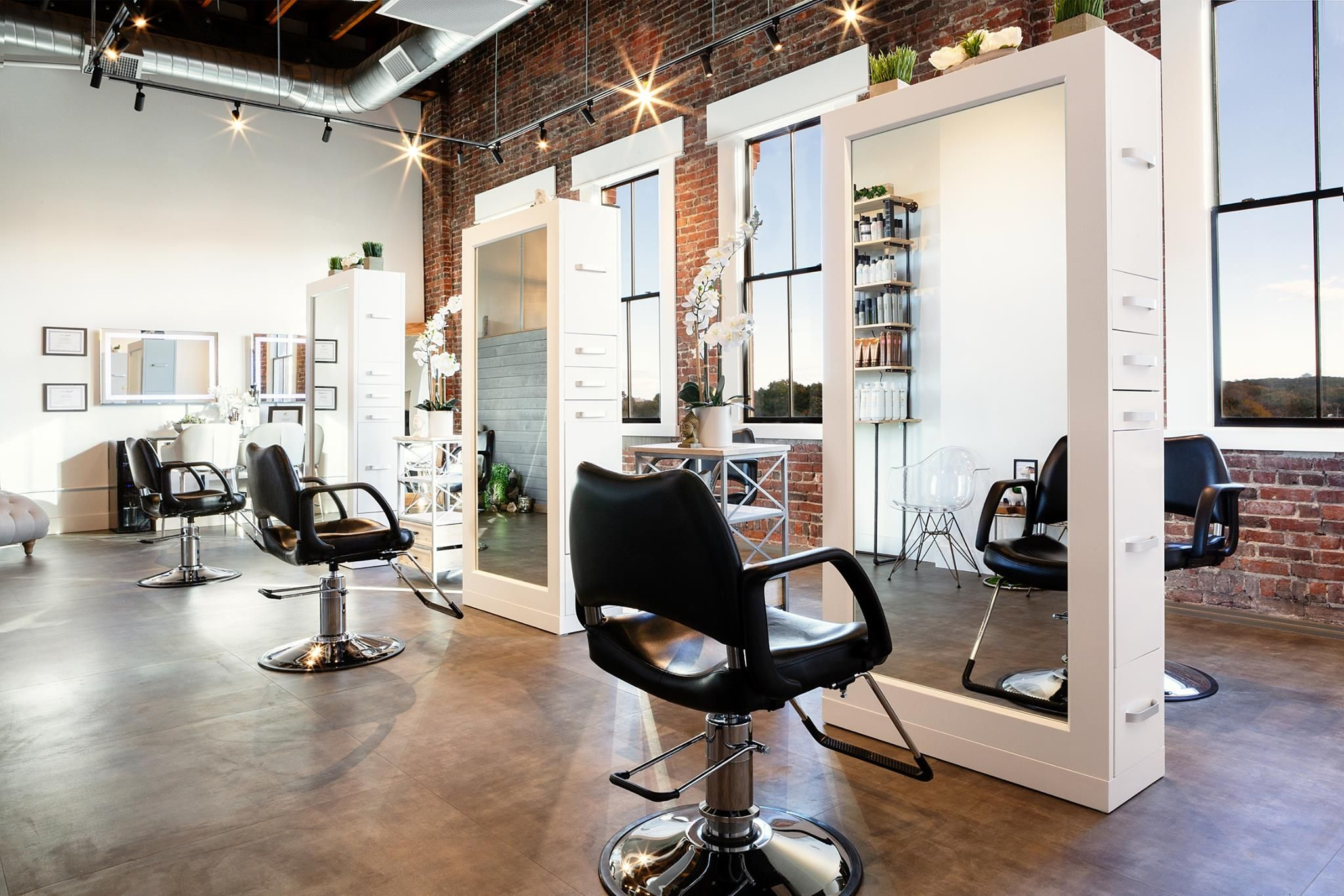 Salon Inspiration York Double Sided Styling Station Ii In 2019 Keller Shops