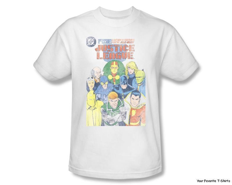 Justice League T- shirt