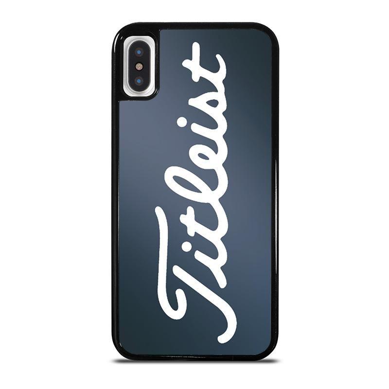 73f90dbd TITLEIST logo iPhone X / XS Case Cover   iPhone X / XS Case
