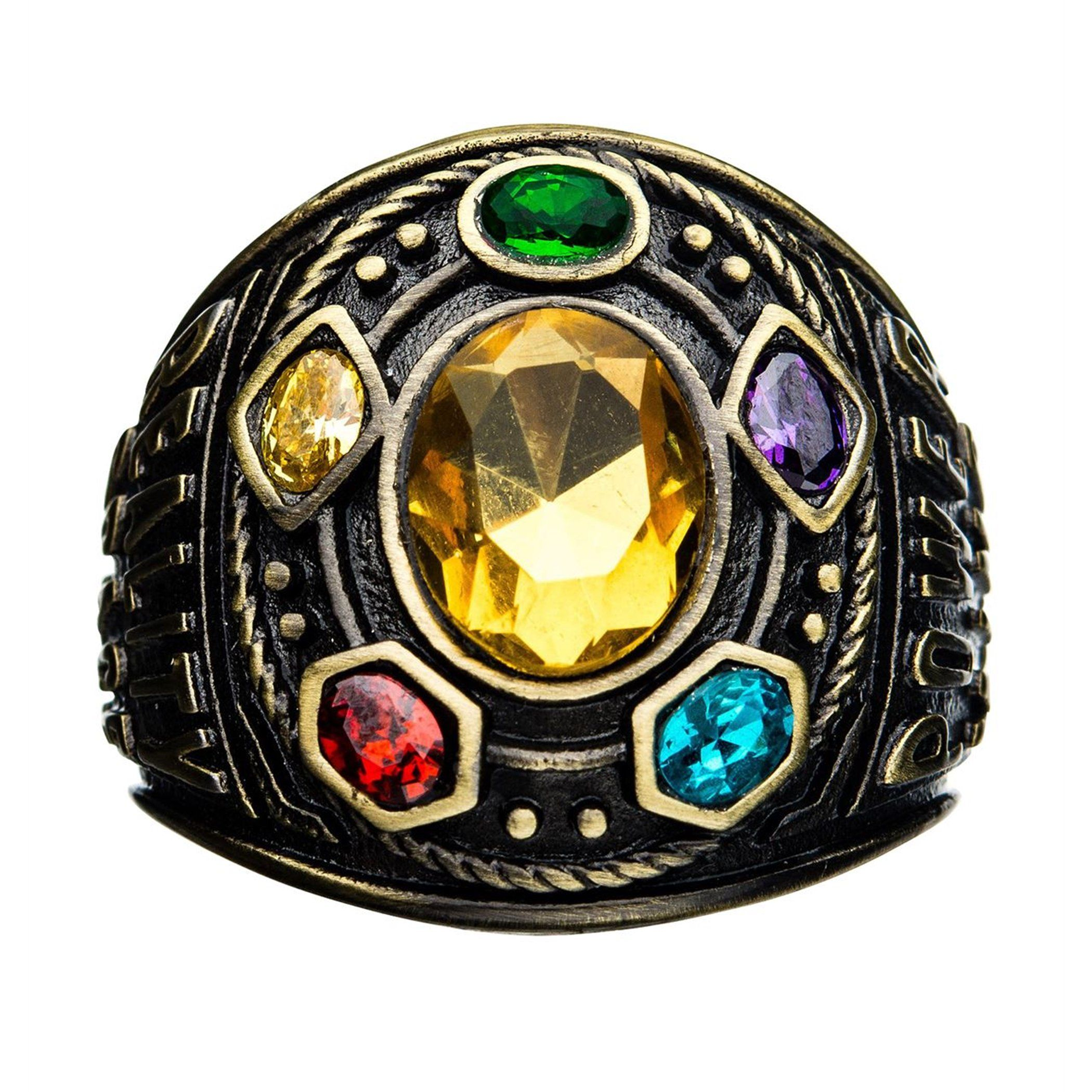 cad59aa800cc8 Infinity Gauntlet Class of Infinite Power Ring in 2019 | Stuff ...