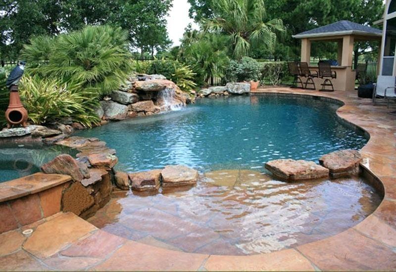 Swimming Pool Deck Plan In Las Vegas Backyard Pool Designs Small Backyard Pools Swimming Pool Designs