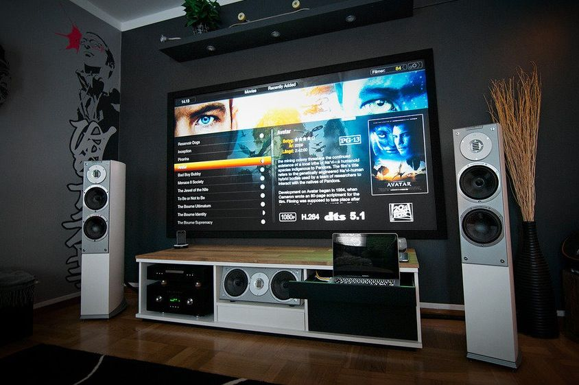 home theater systems - Best Home Theater Design