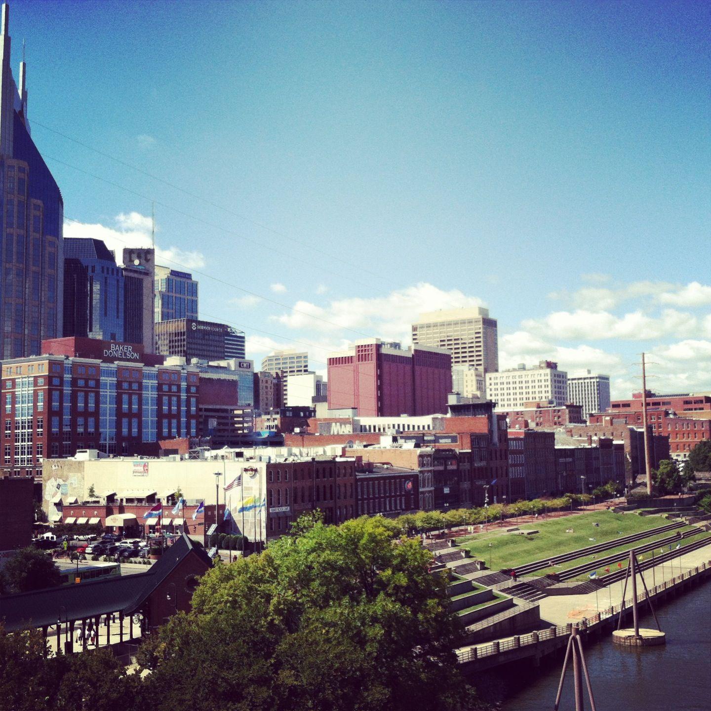 Nashville Usa, Places