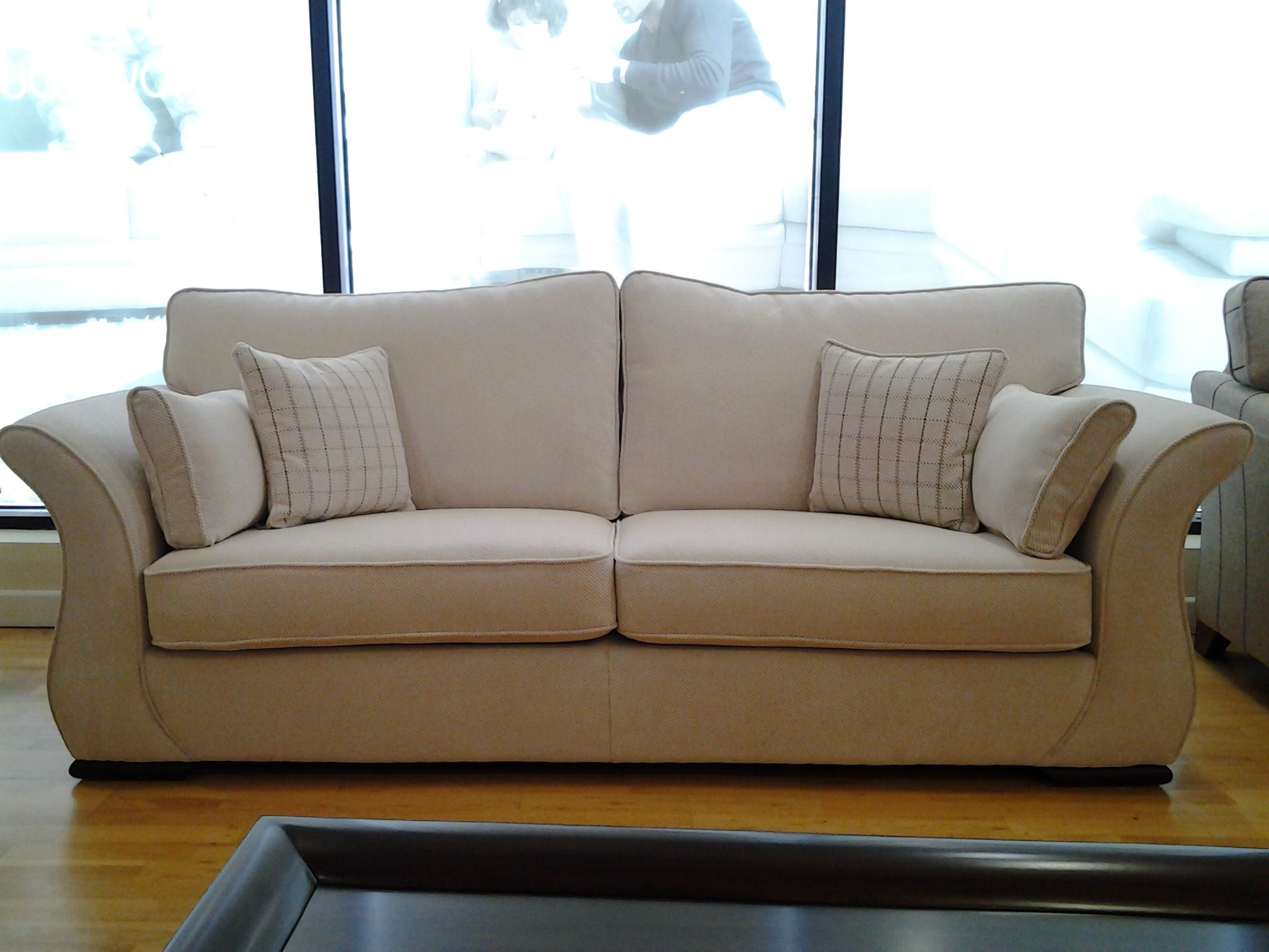 Check out the Monarch sofa from Sofaworks