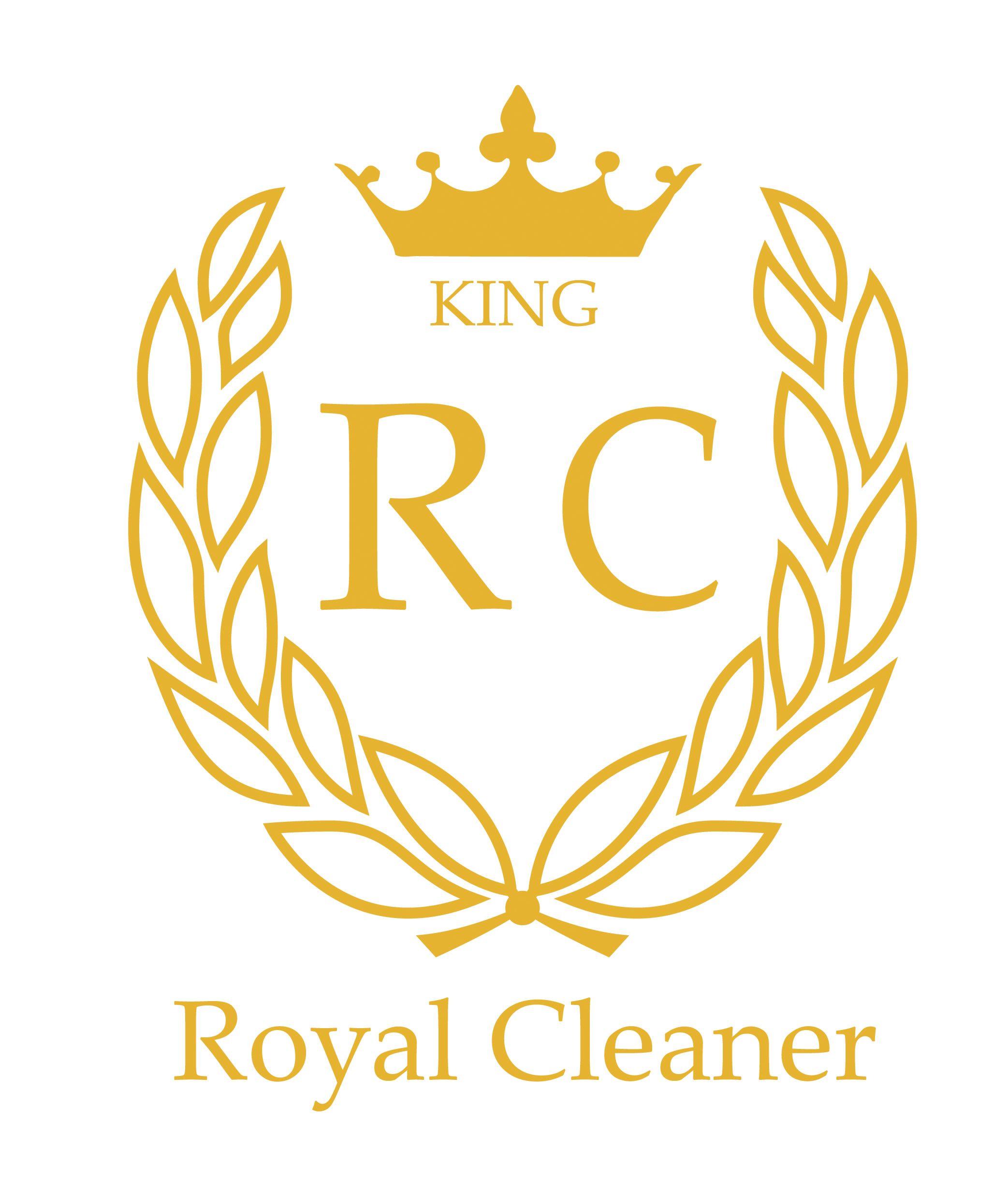 Royal Cleaning Logo Logo Design Carpet Cleaning