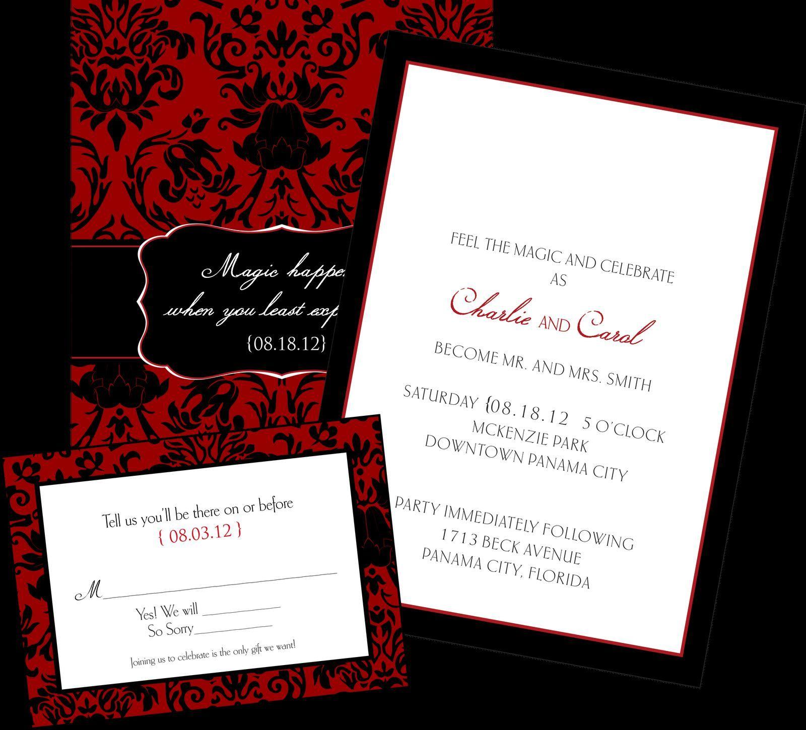 Wedding Invitation Card Blank Wedding Invitation Card – Blank Wedding Invitation Card Stock