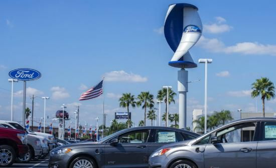 Ford To Install Wind And Solar Energy At Dealerships Solar Power System Solar Power Solar Energy