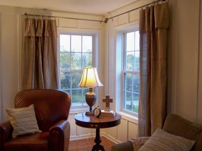 Great Advice: How To Hang Curtains At Corners (PIP)