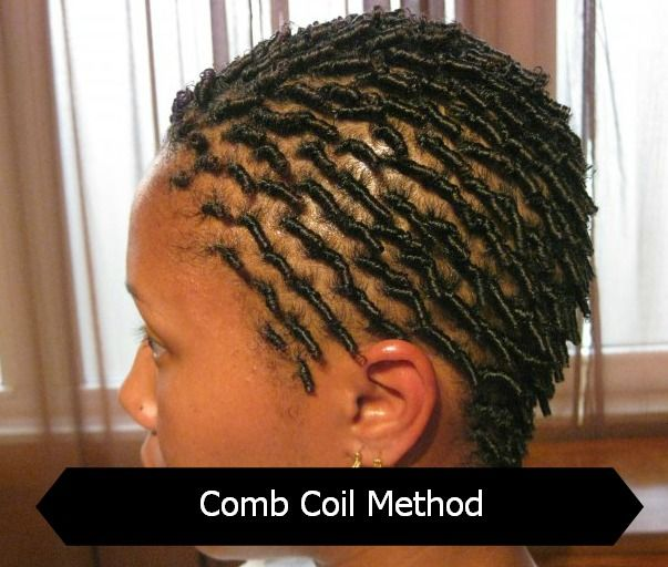 Comb Coil Method Jpg 603 512 Hair Twist Styles Natural Hair Styles Short Hair Twist Styles