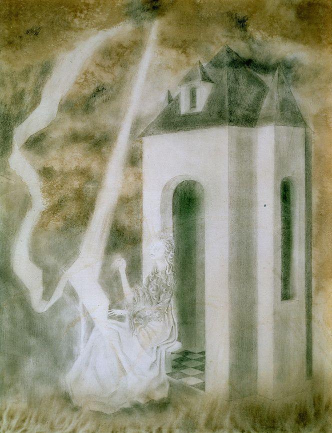 Tejedora, 1956. – Remedios Varo Remedios Varo
