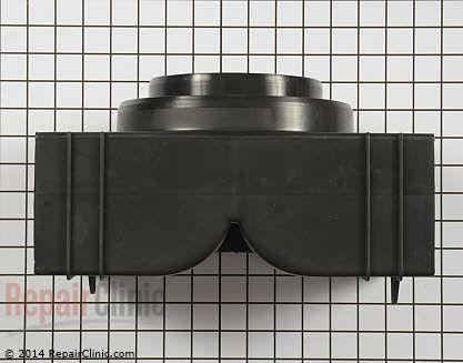 Recirculating Vent Kit Kitchen Range Hood Range Vent Kit