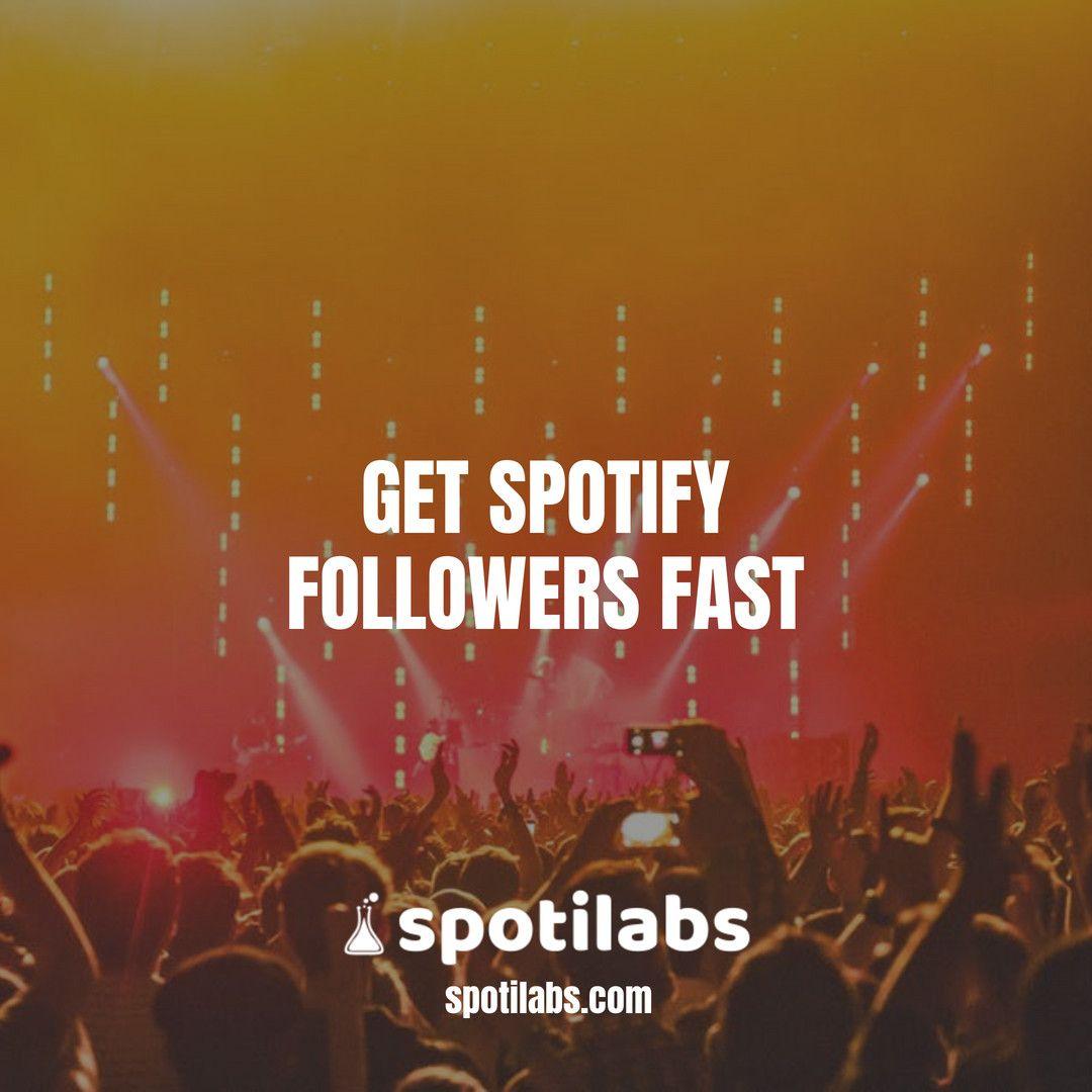 Get more spotify followers spotify spotifyplaylist