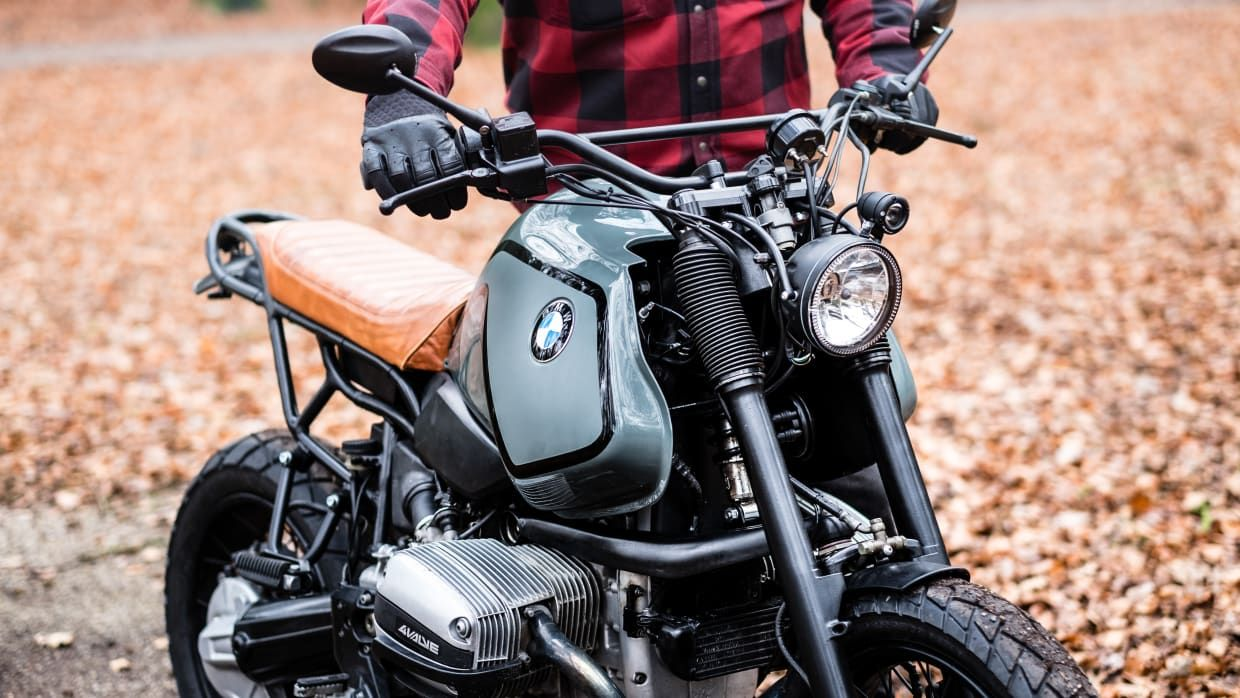This Custom BMW Dreambike Isnt Messing Around