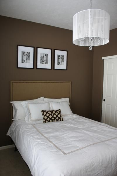 9 Beautiful Brown Paint Shades For The Bedroom Bedroom Wall Colors Bedroom Paint Colors Master Master Bedroom Paint