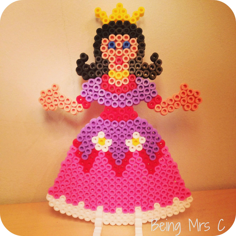 Princess Beads: Hama Beads, Hama, Beads