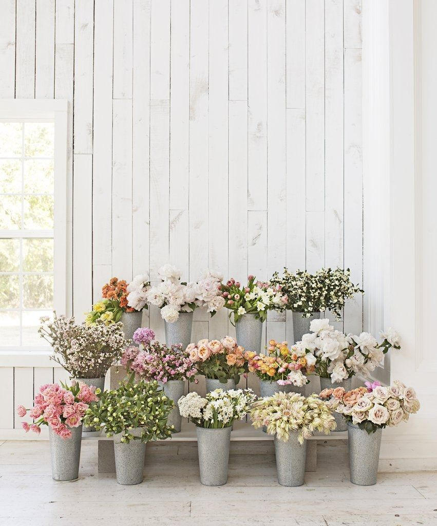 Wedding Flower Tips: Joanna Gaines's 5 Must-Read Tips For Creating Stunning