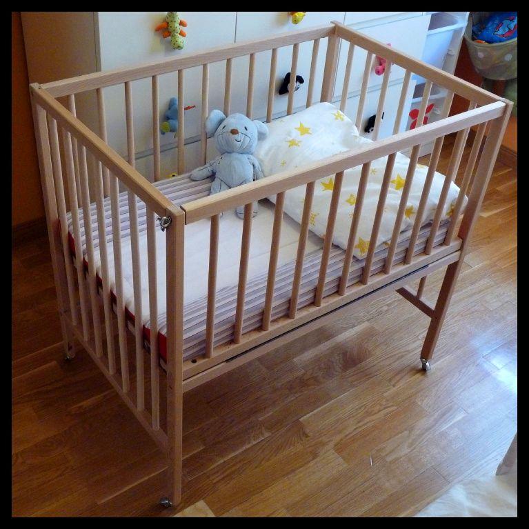 SNIGLAR - Crib co sleeper | Crib, Babies and Nursery