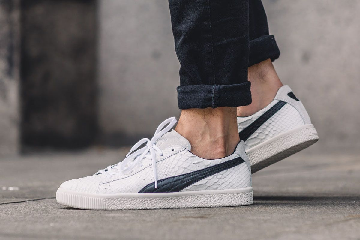 Puma Clyde Goes Luxe With MII (Made in Italy) Edition - EU Kicks: Sneaker  Magazine