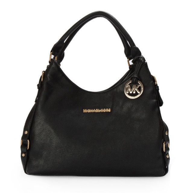 MICHAEL Michael Kors Hobo Large Black Shoulder Bag | Closet ...