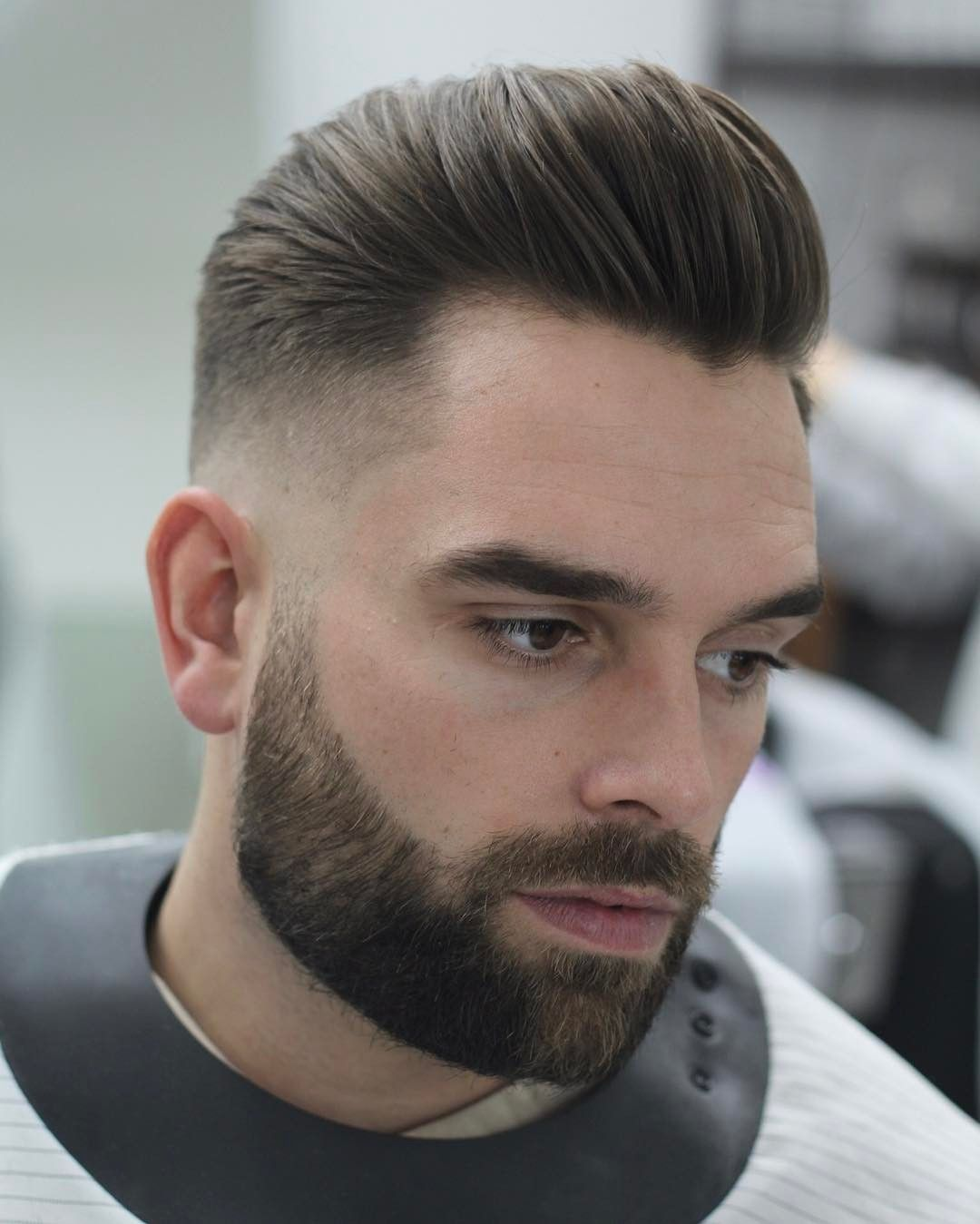Awesome 70 Hottest Men S Hairstyles For Straight Hair Try Something New Ivy League Haircut Straight Hairstyles Men Haircut Styles