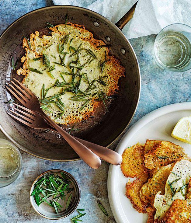Farinata di ceci (chickpea crêpes) :: Gourmet Traveller Magazine Mobile