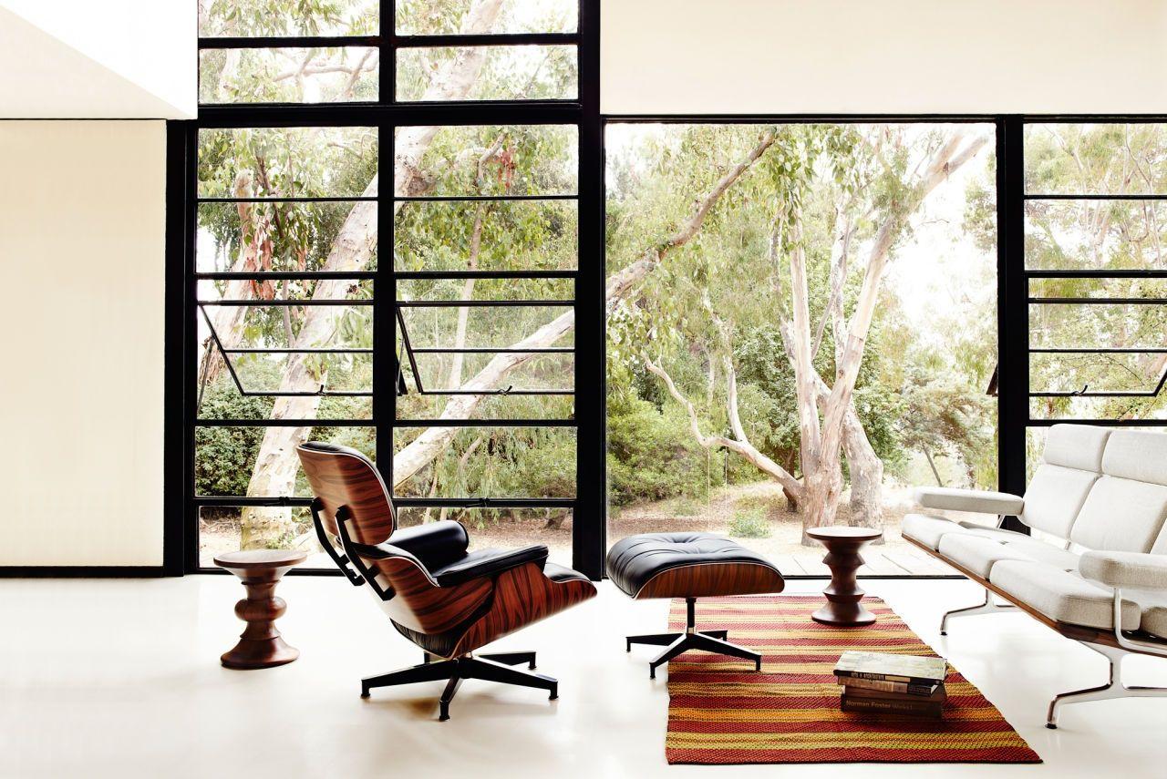 1000  images about foto's waardoor je een eames lounge chair wilt ...