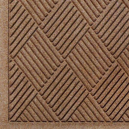 Andersen 221 Waterhog Fashion Diamond Polypropylene Fiber Entrance Indoor Outdoor Floor Mat Sbr Rubber Backing Entrance Mat Outdoor Floor Mats Indoor Outdoor
