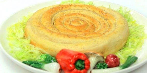Cbc Sofra طريقة عمل فطيرة الزعتر بالجبنة غادة التلي Recipe Cooking Recipes Food Recipes