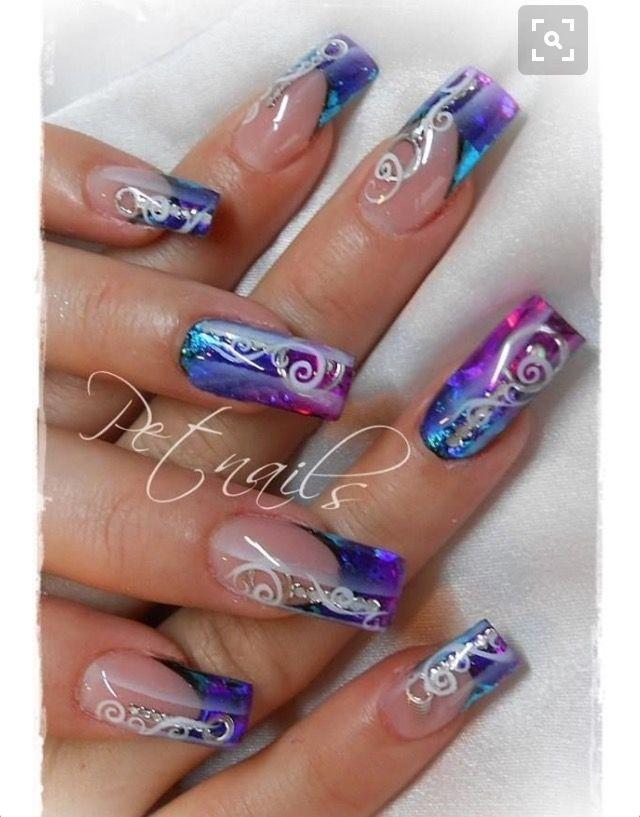 Pin by Sue Pollauf on Nail designs | Pinterest | Nail nail