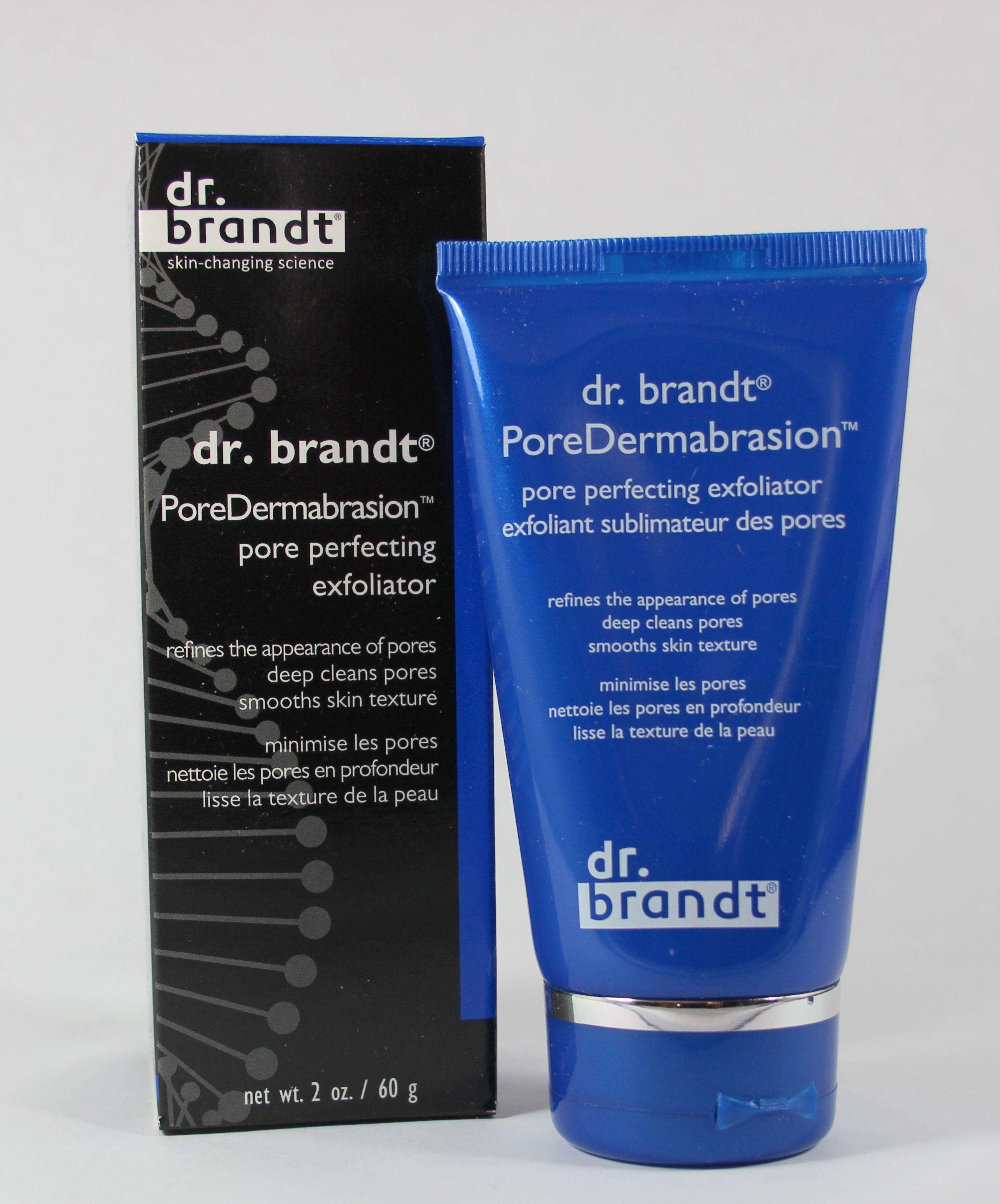 dr. brandt Pore Dermabrasion Review via @myhighestself #poredermabrasion #iFabboMember