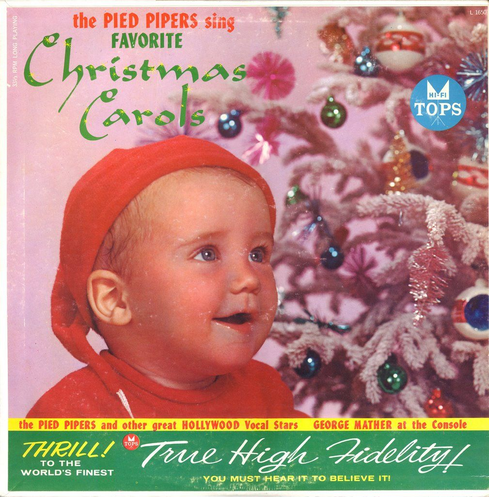 THE PIED PIPERS | OLD CHRISTMAS LPS | Pinterest | Christmas albums ...