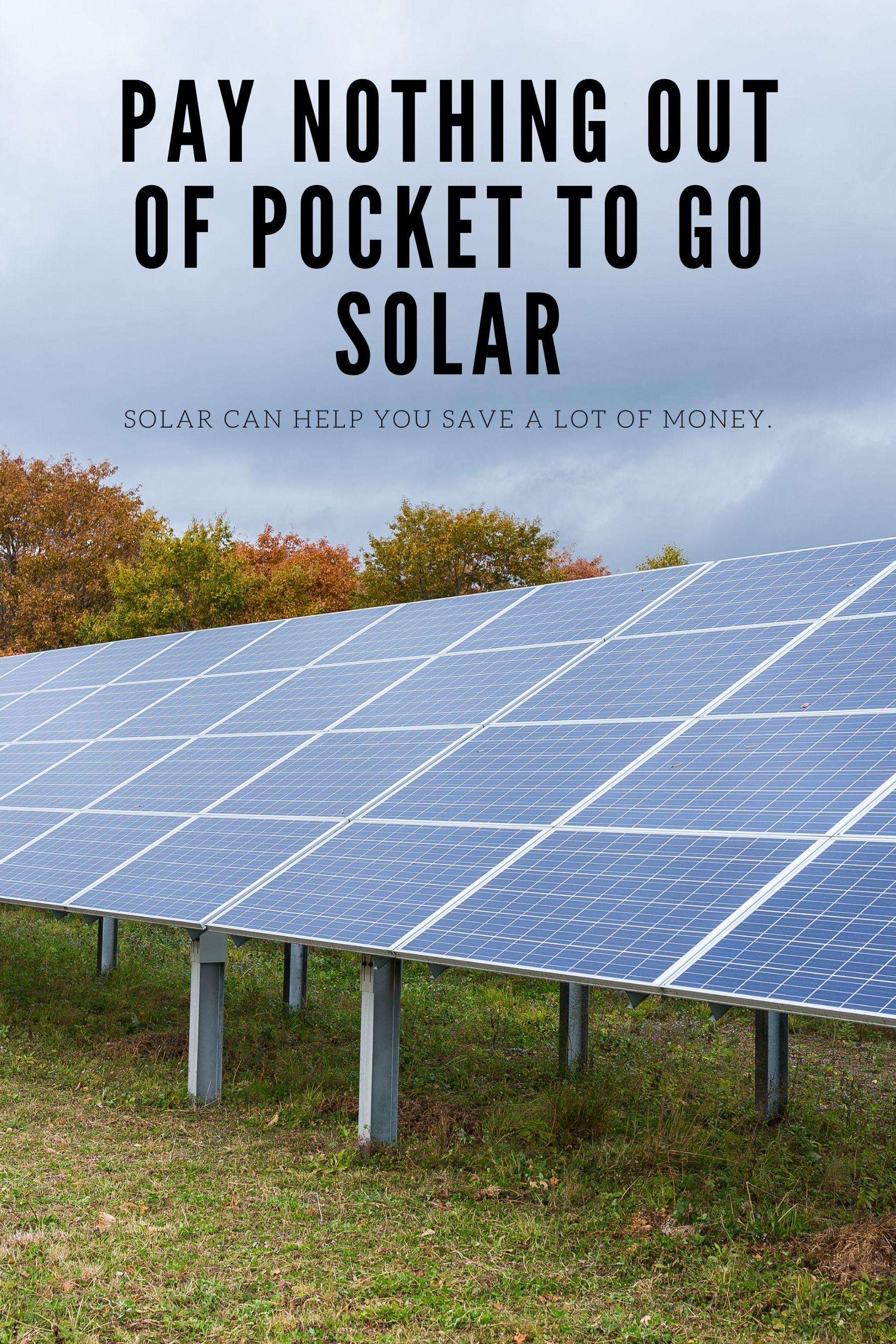 Go Solar Today In 2020 Solar Solar Power Solar Installation