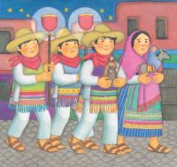 an introduction to the celebration of christmas in mexico How does a mexican christmas differ from an american christmas christmas in mexico bears only a slight resemblance to an american christmas both holidays remain grand events in their respective cultures and both are based on the celebration of the birth of christ jesus however, this is where the.