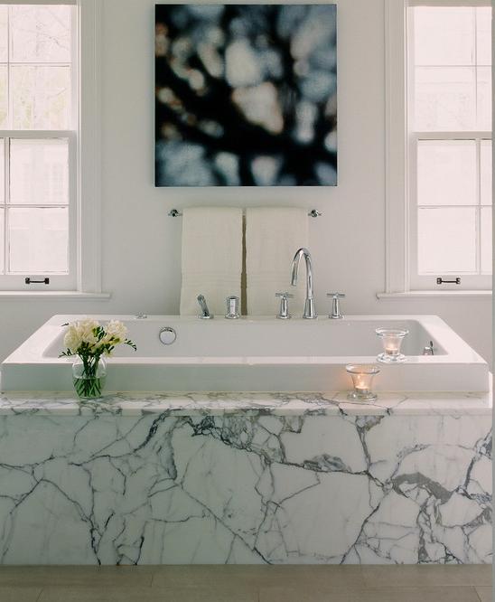 Carrara Calacatta And Statuario Differentiating Between Types Of Italian Marble Countertops Bathroom Tile Designs Marble Bathroom Designs Marble Bathroom