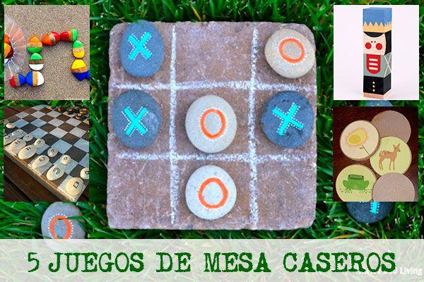 5 Juegos De Mesa Caseros Pequeocio Juegos Reciclados Para Niños Juegos Caseros De Mesa Juegos De Mesa Para Niños