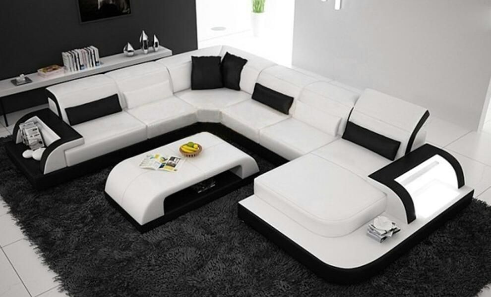Specific Use Living Room Sofa General Use Home Furniture Type Living Room Furniture Style Sectional Sofa Style Minimalist Modern Size 39 Leather Sofa Comfortable Sofa Genuine Leather Sofa