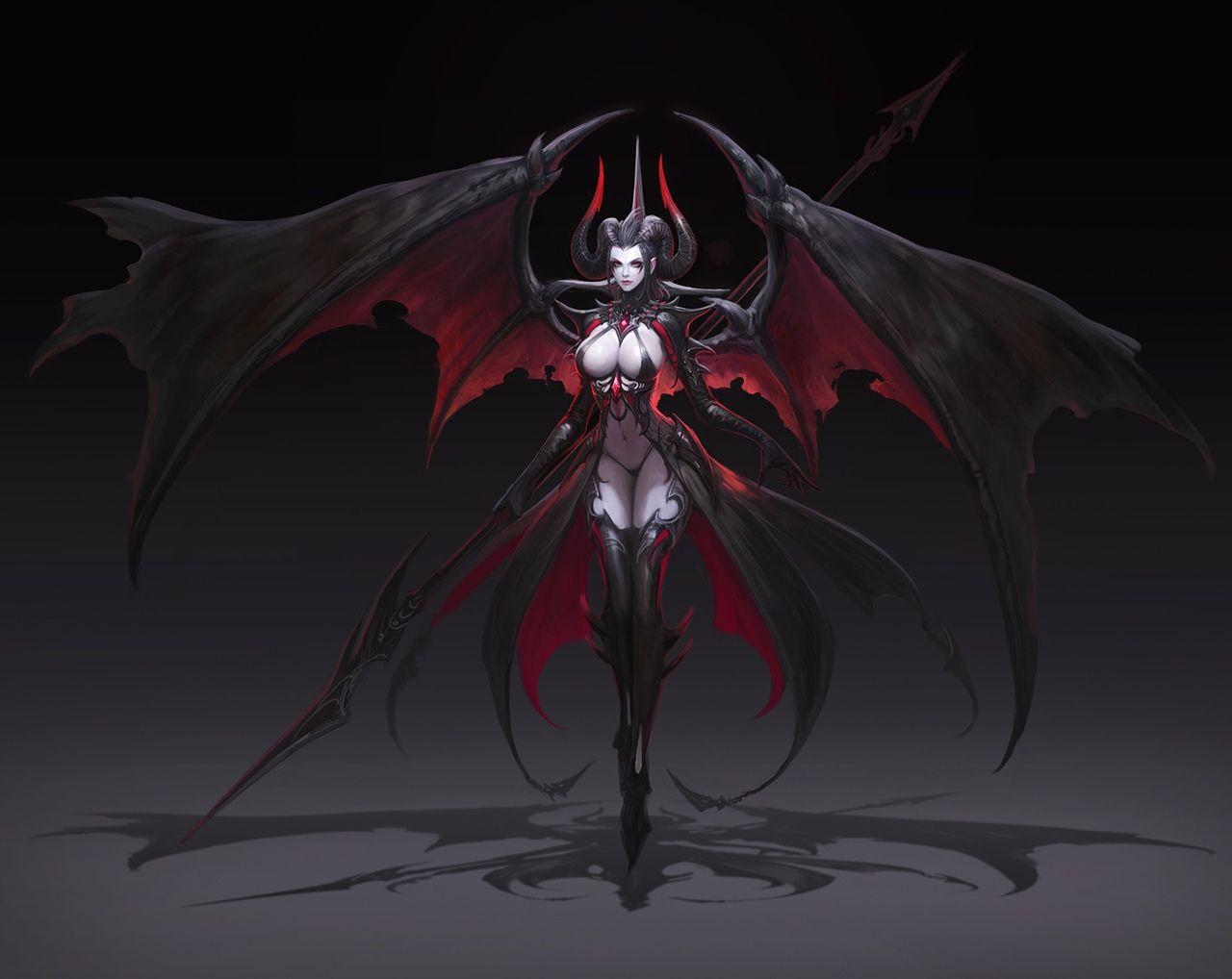 Мои закладки | Фэнтези, Демоны, Аниме