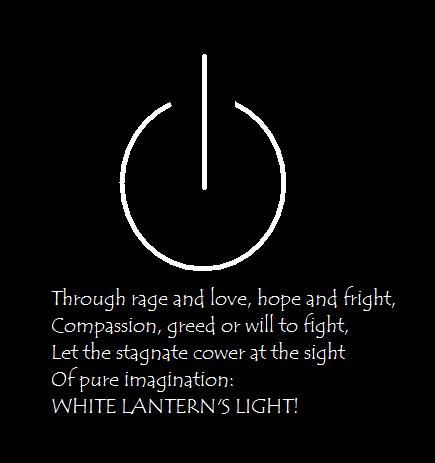 White Lantern Oath by ~alchemyprime on deviantART (With ...