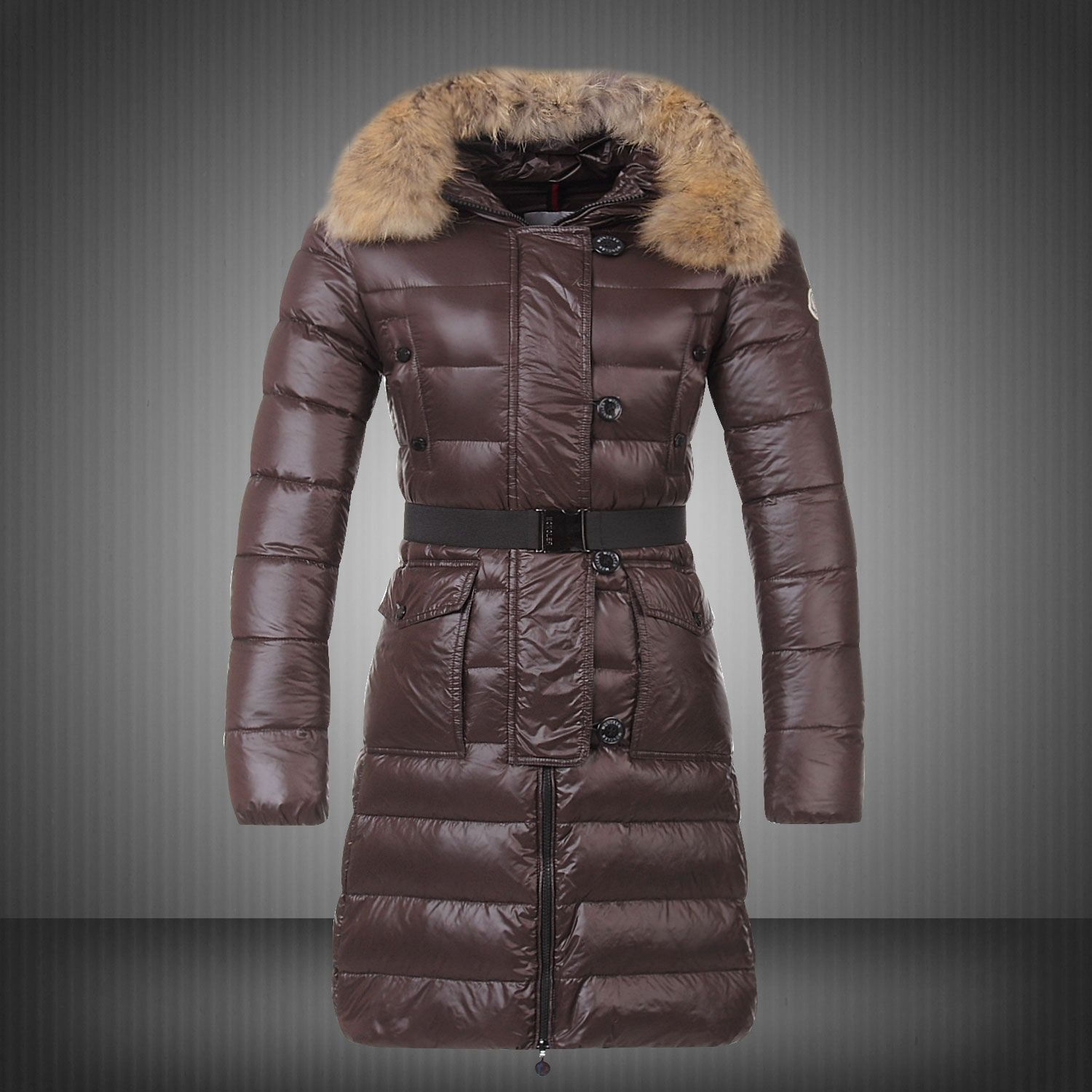Moncler Womens Long Down Coat Cheap Moncler Jackets On