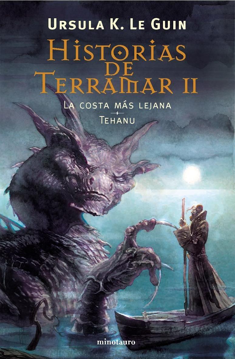 Ursula K Le Guin Título La Costa Más Lejana The Farthest Shore Books Series Movies Digital Publishing