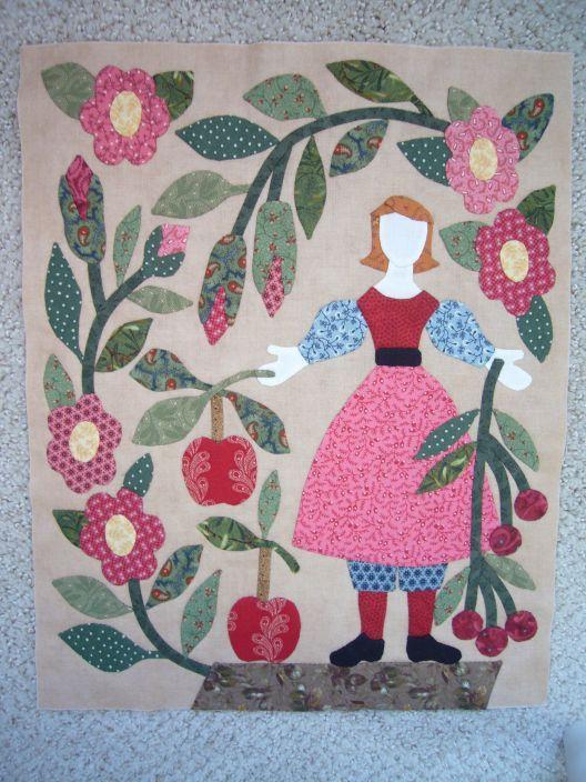 The Civil War Bride Quilt Block 3 Civil War Quilts