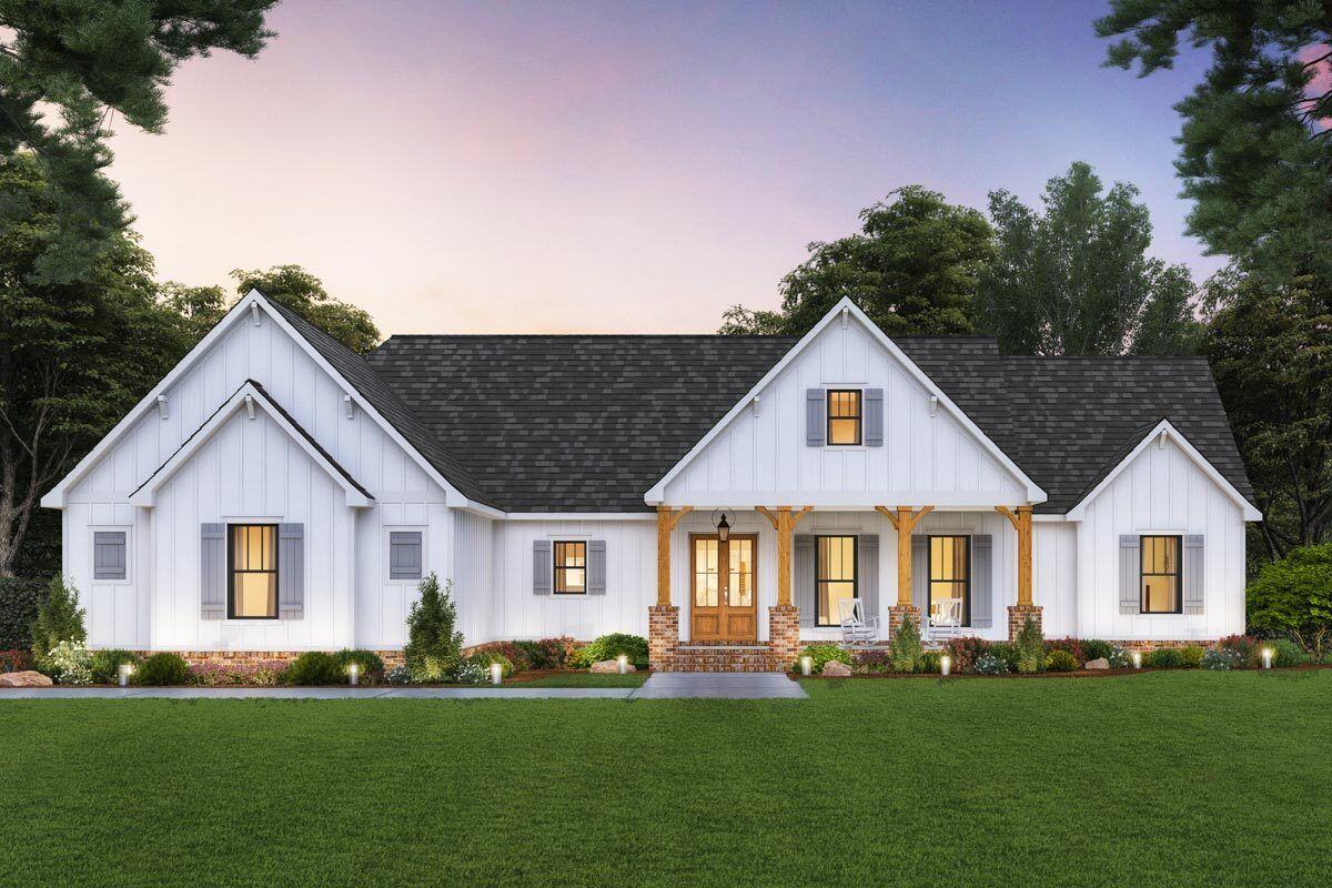 41++ Craftsman style farmhouse best