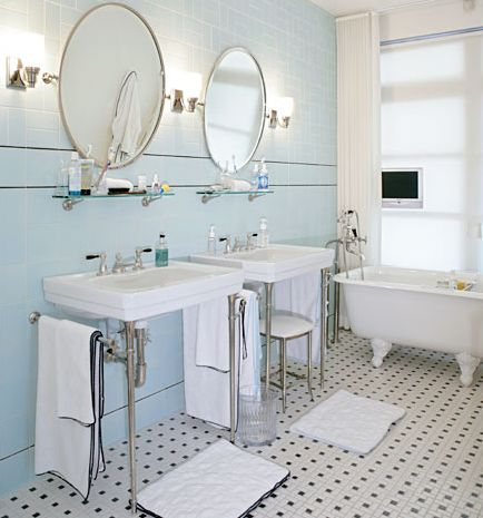 Bathroom Tile Ideas Vintage vintage bathroom | vintage bathrooms, vintage and bathroom designs
