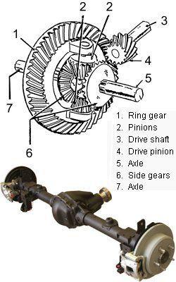 Rebuild Differentials SA310 Repair Set Up Chevy 12 Bolt /& 10 Bolt Rear Ends