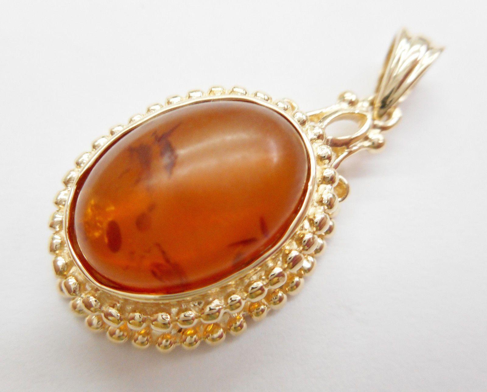 Sale gorgeous genuine 14k yellow gold fancy amber pendant 1775 sale gorgeous genuine 14k yellow gold fancy amber pendant 1775 aloadofball Images