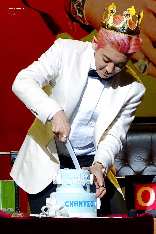 Chanyeol [HQ] 191126 Birthday Party EXO Chanyeol, Exo